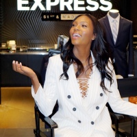 A Night On the Town With #EXPRESS for their #Ninetonight Style Event