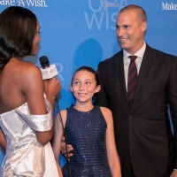 Hosting the Make-A-Wish Gala Red Carpet !!!