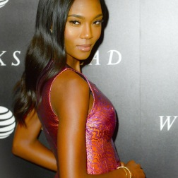 , New York, NY - 20180626 - New York Screening of Woman Walks Ahead -PICTURED: Afiya Bennett -PHOTO by: Kristin Callahan/ACE Pictures/INSTARimages.com This is an editorial, rights-managed image. Please contact Instar Images LLC for licensing fee and rights information at sales@instarimages.com or call +1 212 414 0207 This image may not be published in any way that is, or might be deemed to be, defamatory, libelous, pornographic, or obscene. Please consult our sales department for any clarification needed prior to publication and use. Instar Images LLC reserves the right to pursue unauthorized users of this material. If you are in violation of our intellectual property rights or copyright you may be liable for damages, loss of income, any profits you derive from the unauthorized use of this material and, where appropriate, the cost of collection and/or any statutory damages awarded