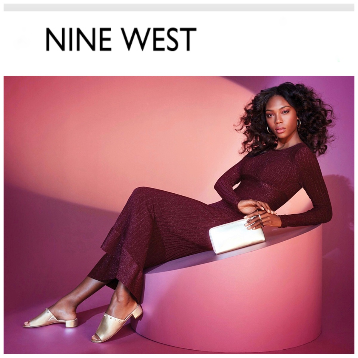 Only The Best: Nine West Campaign